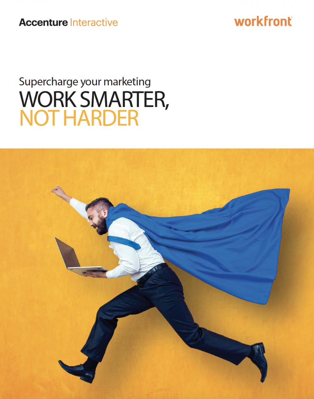 Supercharge Your Marketing.