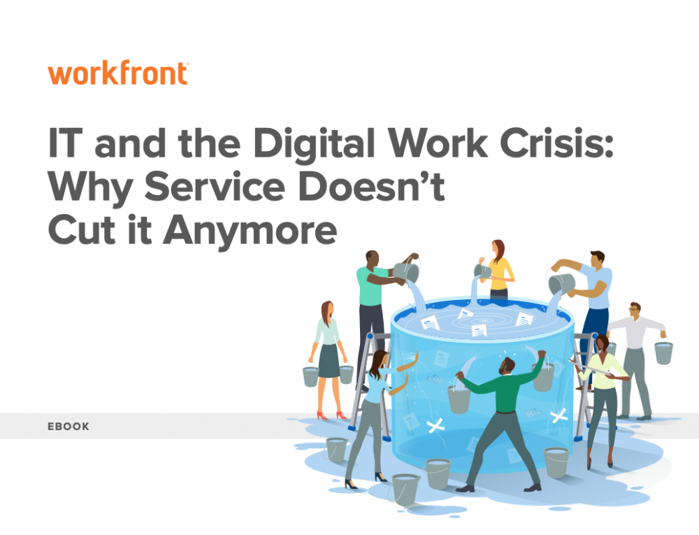 IT and the Digital Work Crisis